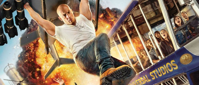 Fast and Furious Supercharged Vin Diesel