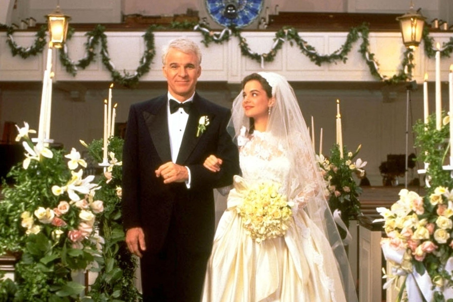 Father Of The Bride: Steve Martin Back For Gay Marriage-Themed Father Of The