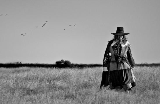 Field In England