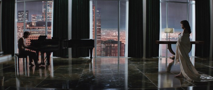 Fifty Shades of Grey - piano