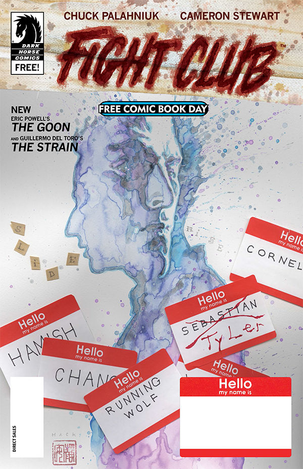 Fight Club Free Comic Book Day