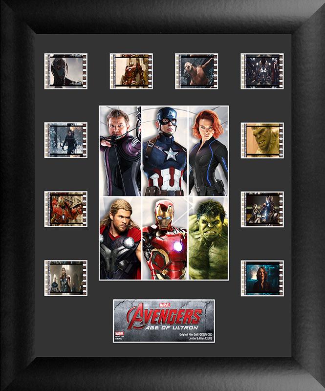 Film Cells Avengers 2