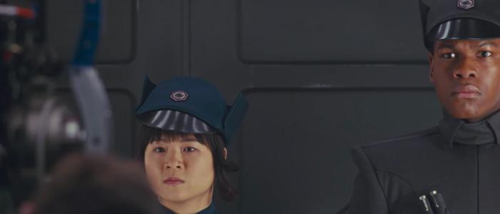 Finn and Rose undercover The Last Jedi