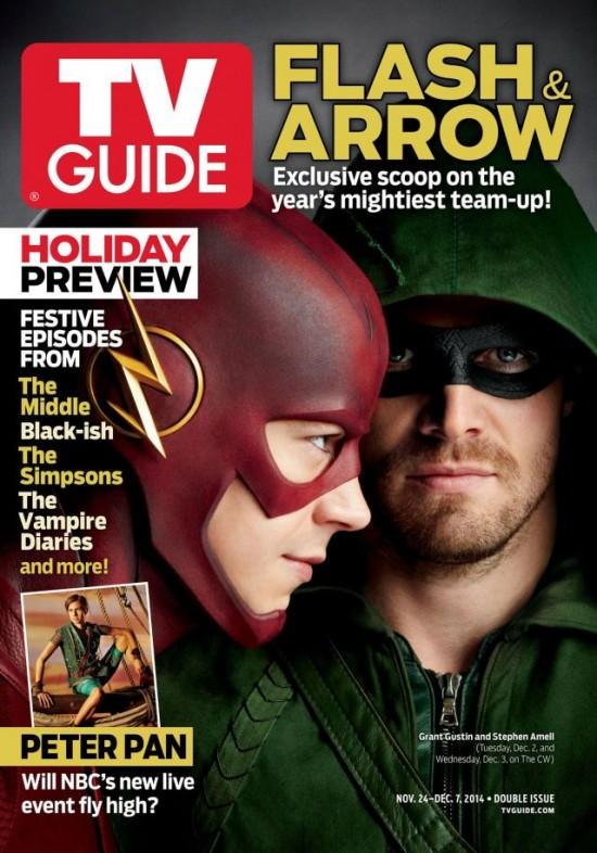 Flash Arrow TV Guide
