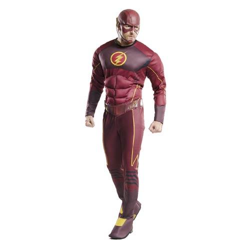 Flash TV costume