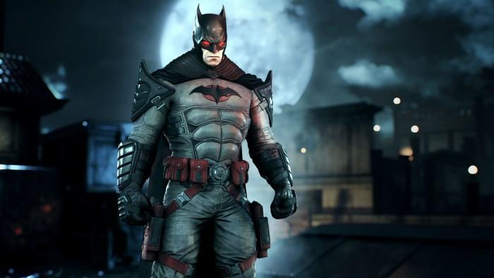 Flashpoint Batman skin