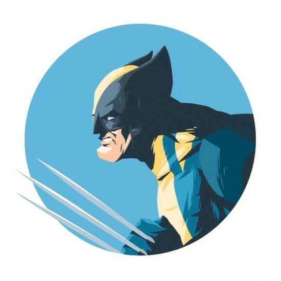 Florey Wolverine