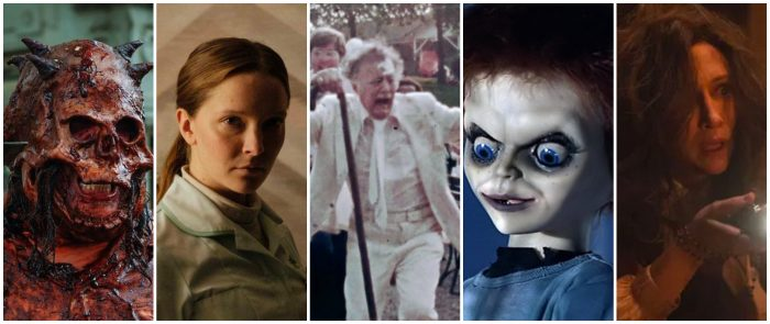 Best Streaming Horror Movies