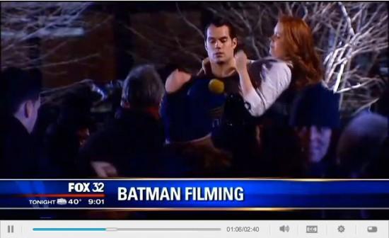 Fox Chicago Superman