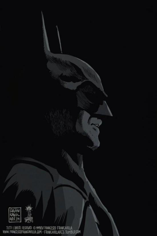 Francavilla Batman