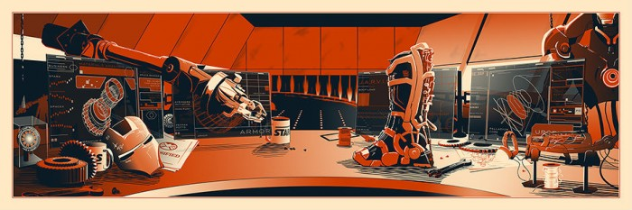 Fringe Focus - Tony Stark