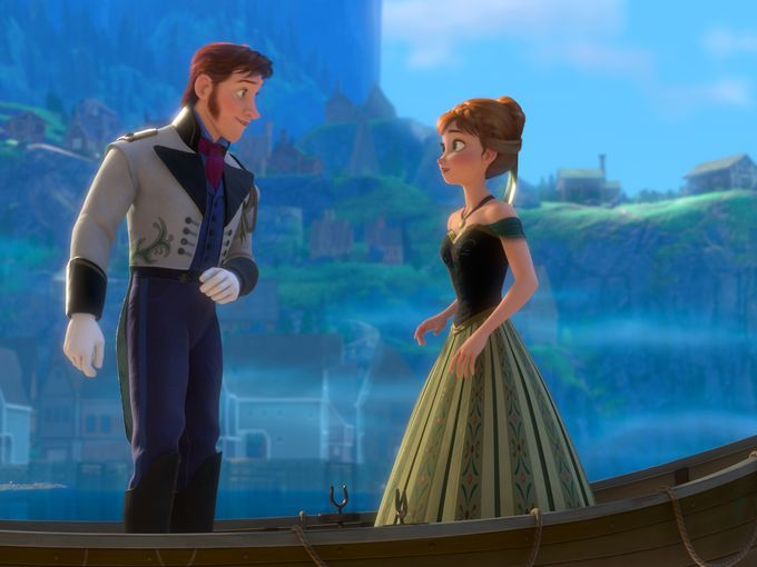 "'Frozen 2' Has Four New Songs, One Of Which May Be an ""Evolution"" of 'Let It Go'"