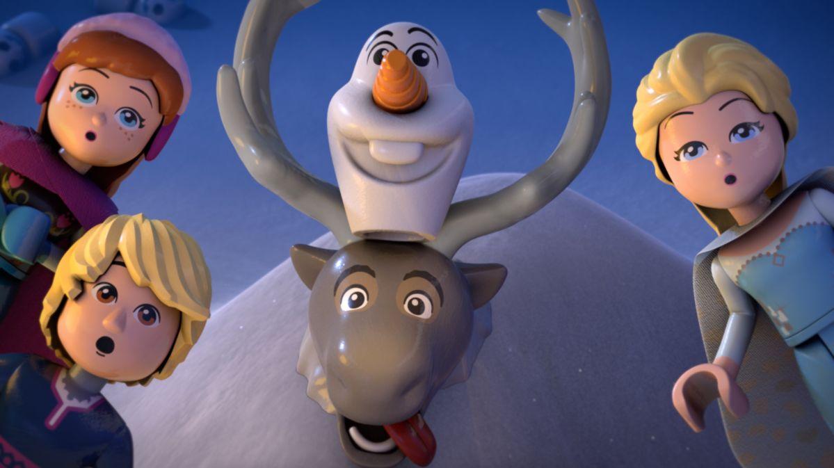 Idea Disney frozen movie