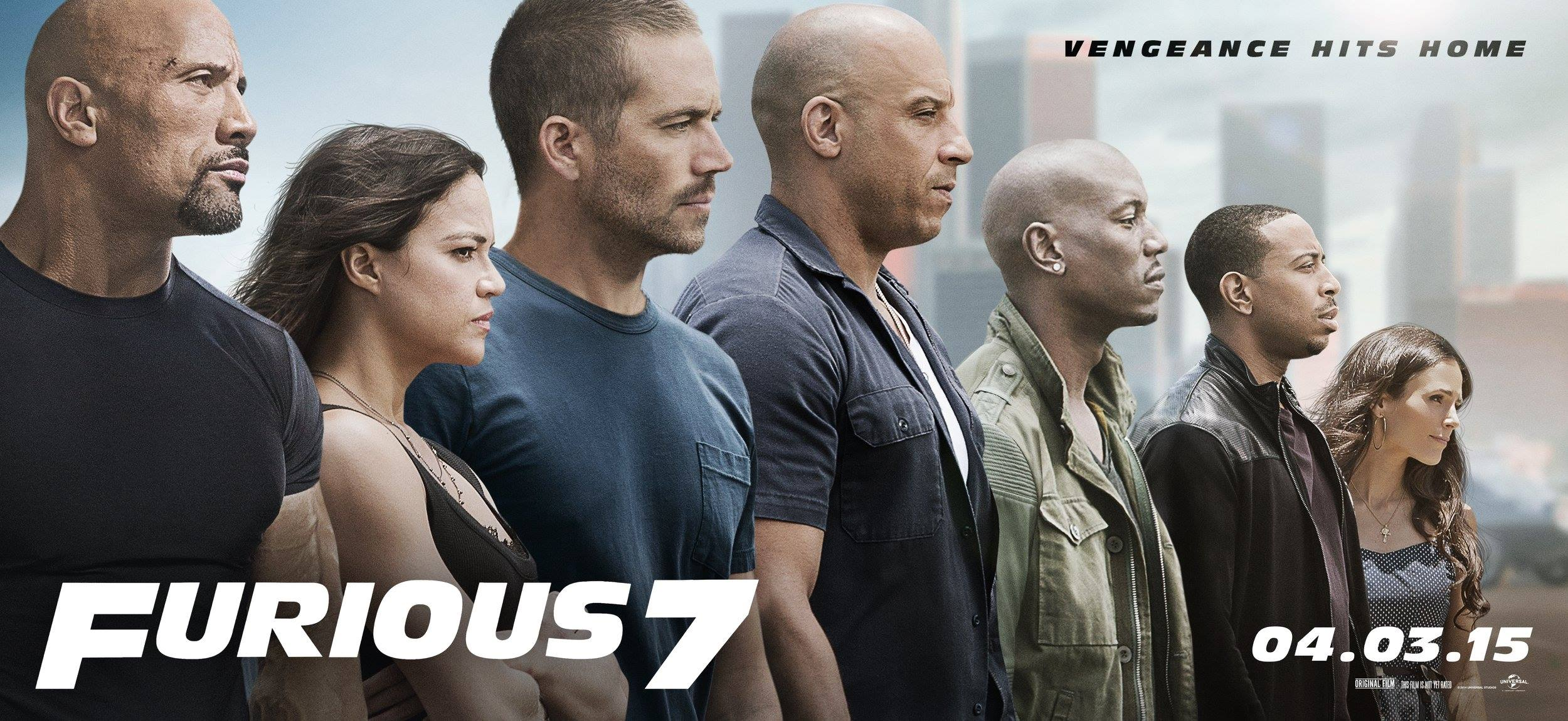 The Road To FURIOUS 7 Starts Here