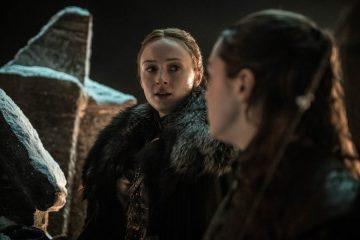 GOT Sansa and Arya