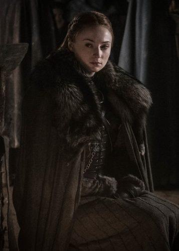 GOT Sansa sitting