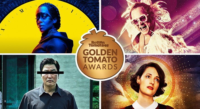 Parasite Wins Big in Rotten Tomatoes' Golden Tomato Awards ...