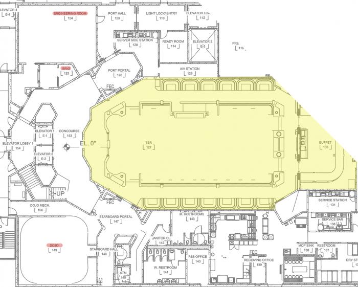 Galaxy's Edge hotel plan 1