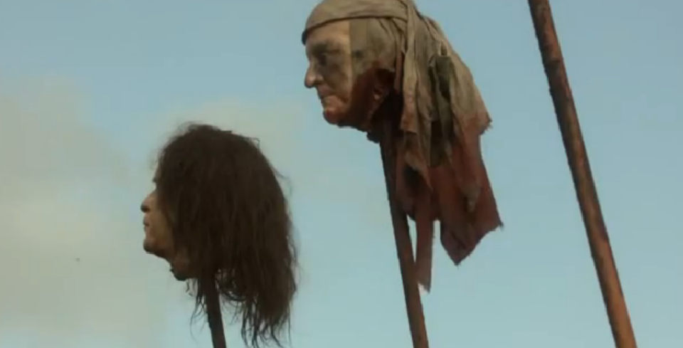 Hbo And Producers Apologize For Putting Severed George W Bush Head