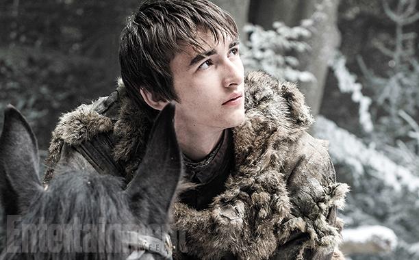 Game of Thrones Season 6 photo - Bran