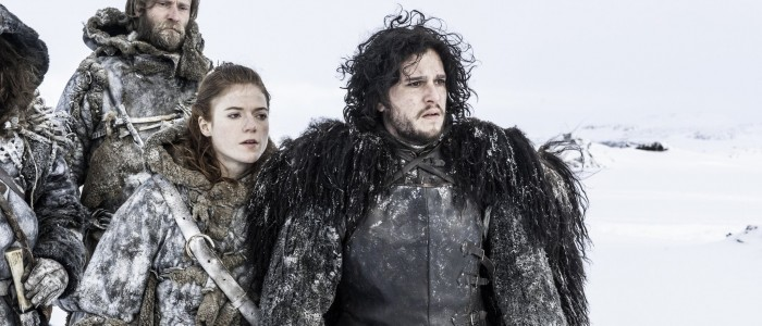 Game of Thrones - Ygritte and Jon Snow