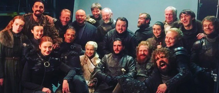 'Game of Thrones' Actors React to Last Night's Series Finale