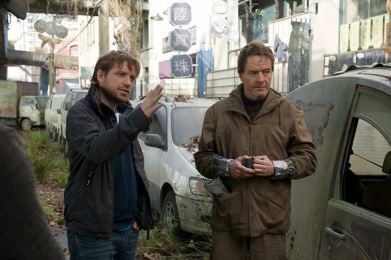 Gareth Edwards directing Godzilla
