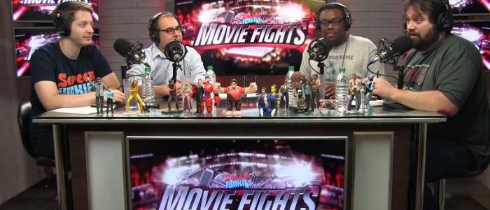 Germain Movie Fights