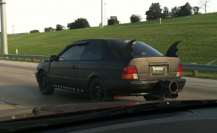 Ghetto Batmobile