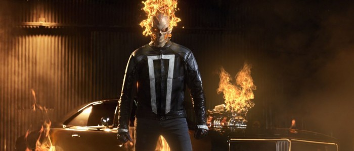 Agents of SHIELD showrunners interview Ghost Rider