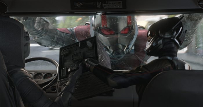 Ant-Man and the Wasp Ghost 3