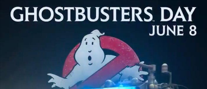 Ghostbusters Day 2021