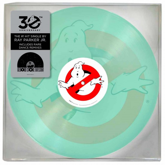 Ghostbusters Record Store Day
