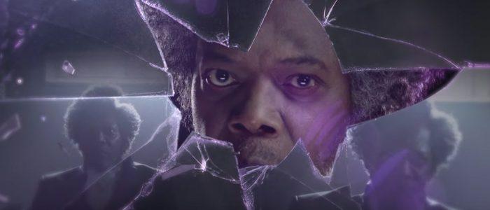 Glass teaser - Samuel L. Jackson