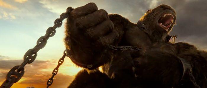 Godzilla vs Kong clip