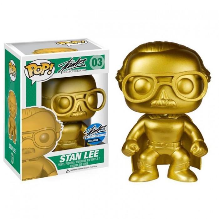 Gold Stan Lee