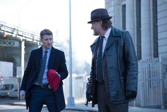 Gotham Red Hood tease
