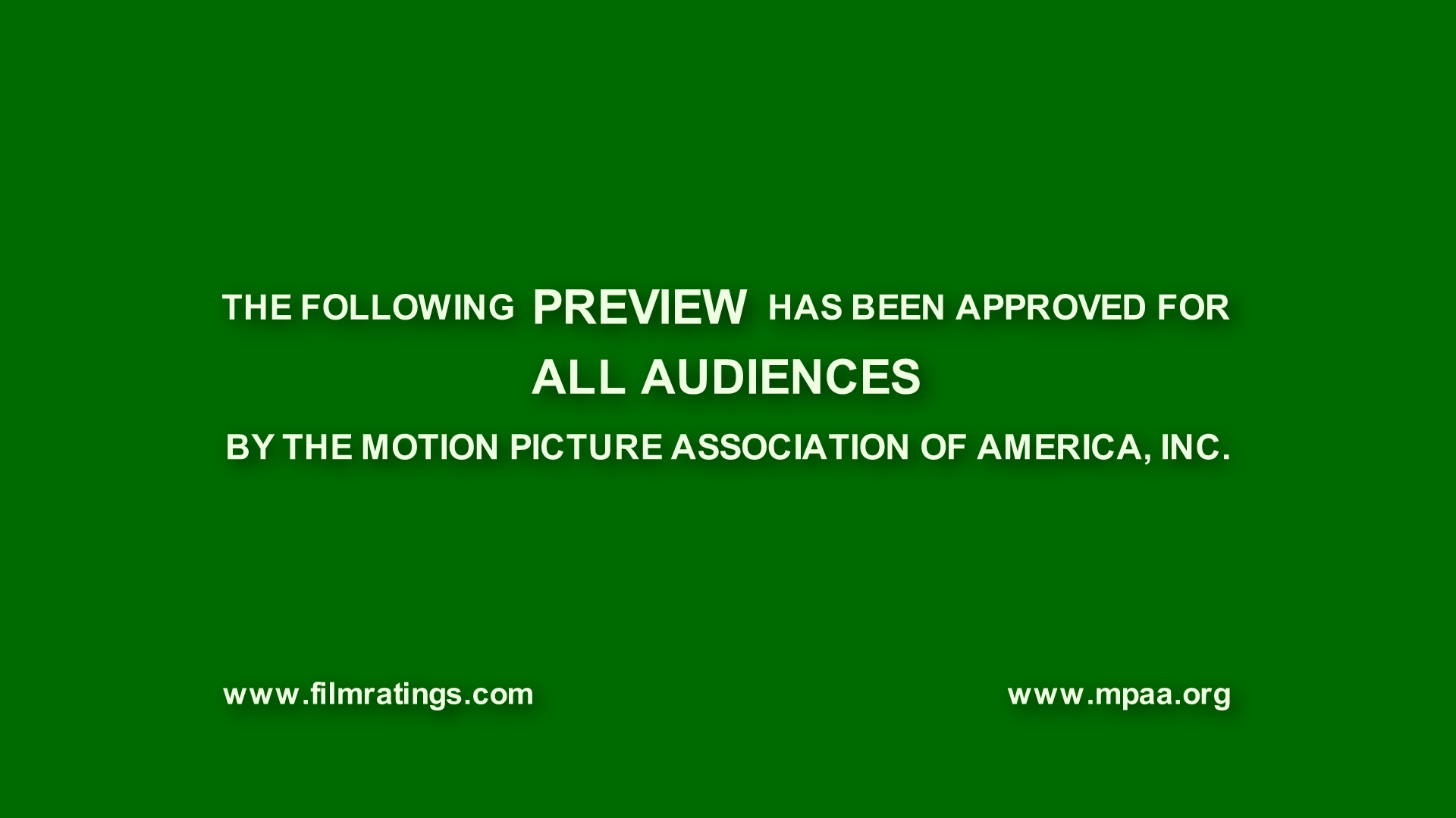 National Association Of Theater Owners Pushes For Shorter Movie Trailers Film