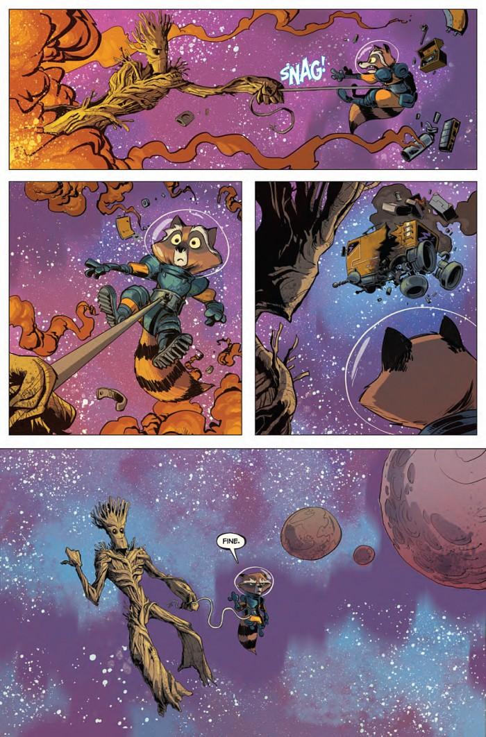 Groot 1 panel