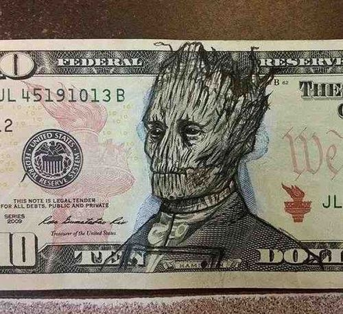 Groot money