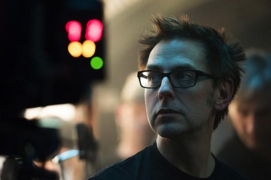Guardians Of The Galaxy director James Gunn