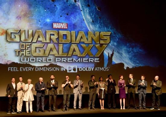 Guardians Premiere