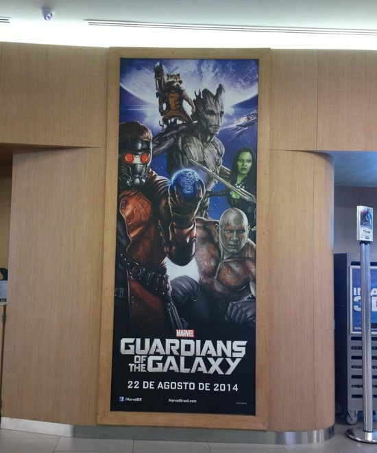 Guardians of Galaxy Promotional