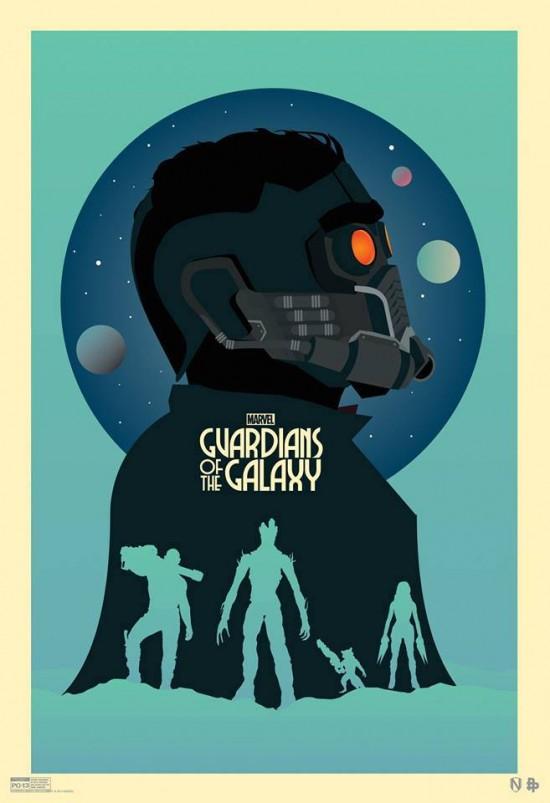Guardians of the Galaxy Matt Needle