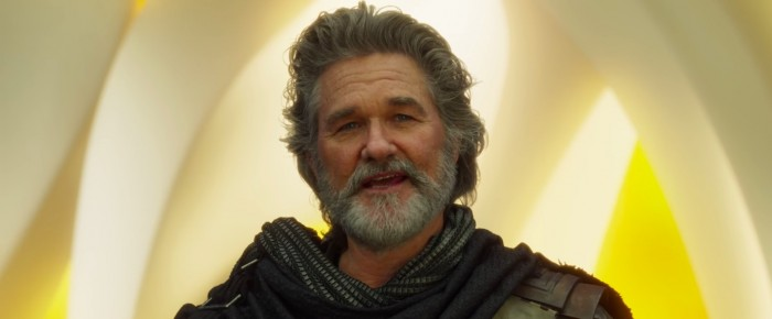 Guardians of the Galaxy Vol 2 - Kurt Russell as Ego the Living Planet