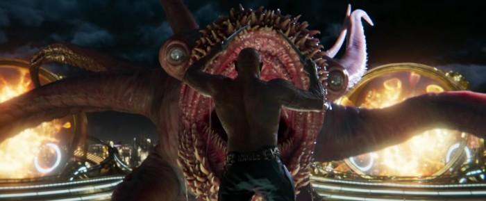 Guardians of the Galaxy Vol 2 Super Bowl spot