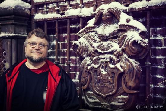 Guillermo del Toro Crimson Peak Comic Con