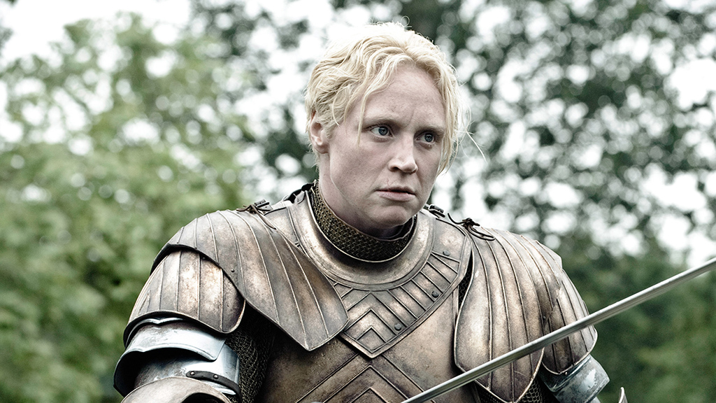 'Hunger Games' Casts 'Game of Thrones' Gwendoline Christie ...