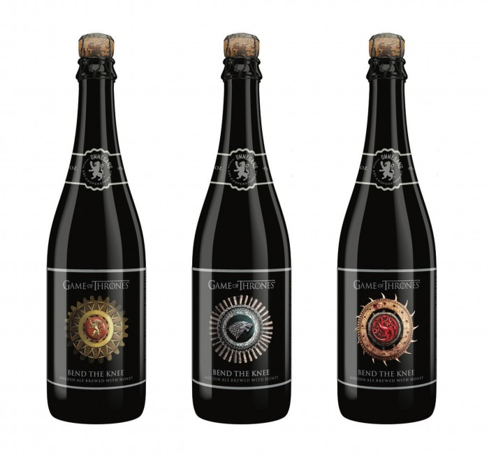 HBO and Ommegang New Game of Thrones Beer