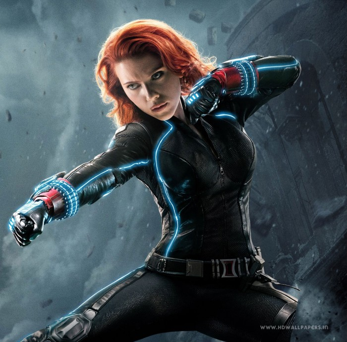 HR Black Widow Ultron